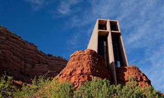 13 כנסיות מיוחדות המאופיינות באדריכלות מודרנית