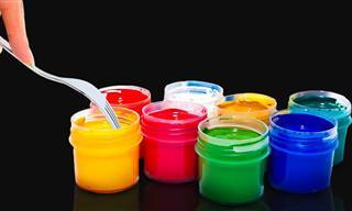 טיפים נפלאים וצבעוניים ליצירות אומנות שכל אחד יכול להכין