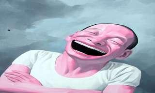 הצייר הצוחק