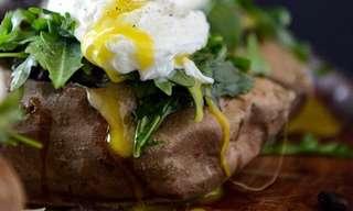 ארוחות מלאות חלבונים ללא בשר