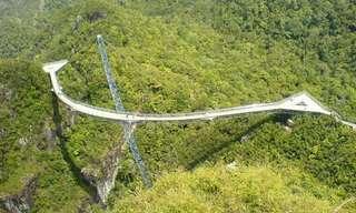'גשר השמיים' במלזיה!