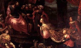 בדיחה קורעת על חכמתו של המלך שלמה...