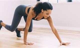 9 תרגילים לאימון רגליים ופלג גוף תחתון