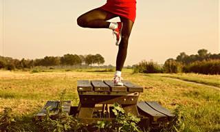 8 תרגילי כושר שיתרמו לאיזון הגוף ושיווי המשקל שלכם
