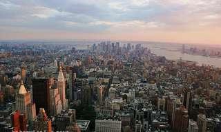 15 צילומים מדהימים של קו הרקיע בערים גדולות