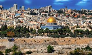 צפו כיצד נבנה ונראה בית המקדש השני בימיו של הורדוס