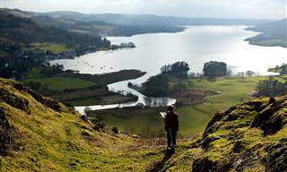 10 יעדי טיול שווים במיוחד באזור האגמים שבאנגליה