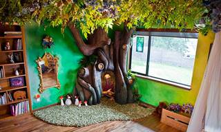 15 עיצובים שמוסיפים קסם לכל חדר ילדים