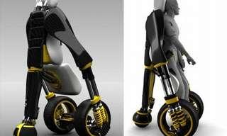 כסאות הגלגלים של העתיד: תקווה לחיים נוחים יותר
