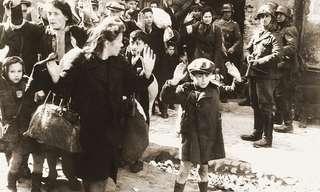 אכזריות של ילדים: סיפור קצר ליום השואה