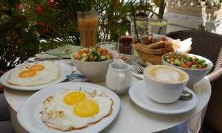 מה כדאי לאכול בכל שלב של היום?