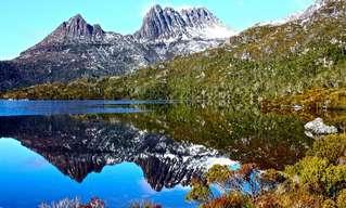 תמונות טבע מדהימות מטסמניה