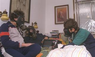 מבט נוסטלגי: העצב, הצחוק והגיחוך שבמלחמת המפרץ הראשונה