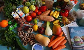 9 טיפים שימושיים לטבעוניים צמחוניים וגם לאלה שלא