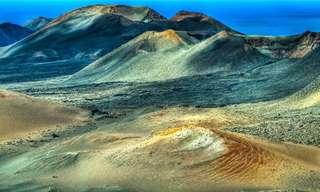 האי לנזרוטה באיים הקנריים