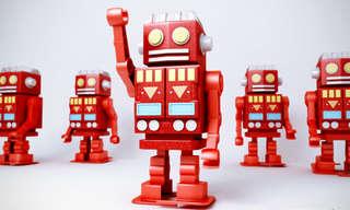רובוטים משוכללים שעושים רק צרות