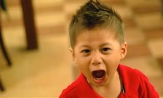 9 סיבות לכך שהתפרצויות זעם של ילדים הן חיוביות עבורם