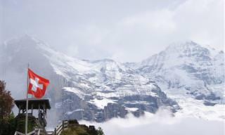 11 אטרקציות מובילות בשווייץ שכדאי לכם מאוד לבקר בהן