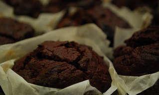 מתכון להכנת מאפינס שוקולד מצופים