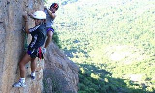 10 היעדים המומלצים בעולם לפעילויות ספורט ואתגרים