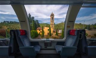 17 תמונות שיקחו אתכם למסע של 10 ימים באירופה