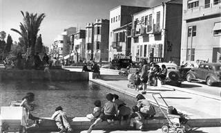20 תמונות נוסטלגיות נהדרות של העיר תל אביב