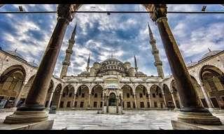 איסטנבול - עיר המסגדים והשווקים