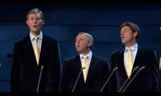 זמרי המלך: הרכב שירה אנגלי שחובה לשמוע!
