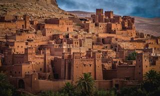 10 יעדים מדהימים במרוקו באיכות 4K