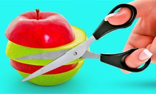 סרטון עם שלל טיפים וטריקים לשימוש בתפוחים