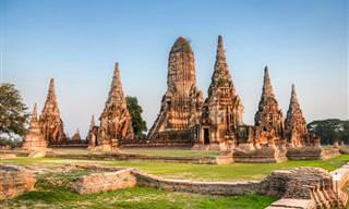 10 מקדשים מיוחדים ומרהיבים בתאילנד