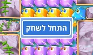לשחרר את הדגים - משחק ממכר