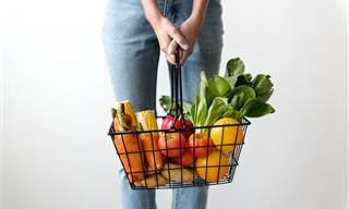 10 הפירות והירקות הטעימים והמשביעים ביותר
