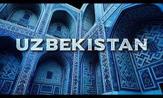 טעימה נהדרת מאוזבקיסטן: צפו בסרטון באיכות 8K