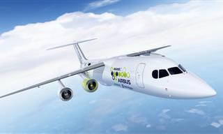 הכירו את מטוס הנוסעים ההיברידי הראשון שיחולל מהפכה בשמים!