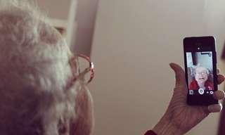 סבתא בטי - כוכבת האינסטגרם