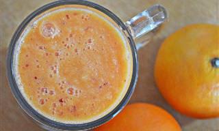 3 משקאות בריאים וטעימים להורדת הכולסטרול