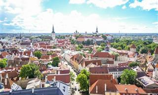 10 מקומות מומלצים לביקור באסטוניה