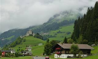 14 ערים ועיירות קטנות ויפהפיות באוסטריה