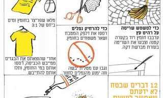 12 שימושים מפתיעים בחומץ
