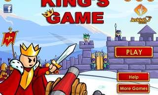 הממלכה - משחק שמשיב באש!