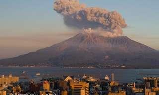 הרי הגעש המסוכנים בעולם!