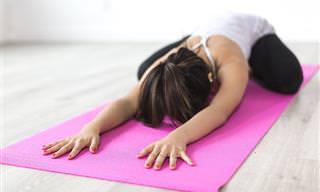 10 סרטונים לתרגילי יוגה מצולמים לאיחוד הגוף עם הנפש