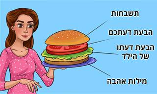שיטת הורות הסנדוויץ' לשינוי התנהגות הילדים