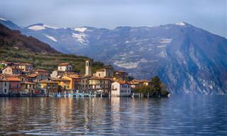היסטוריה ונוף ב-15 עיירות ציוריות באיטליה