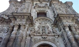 סוד הכנסייה המוזהבת בעיר קיטו שבאקוודור