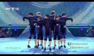 ריקוד אירי מקפיץ - ביצוע מעולה!