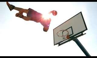להטוטי כדורסל מדהימים