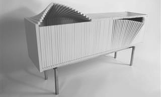 הרהיטים המעוצבים של סבסטיאן ארזוריז