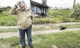מנהיג אורגוואי הוא הנשיא העני ביותר בעולם